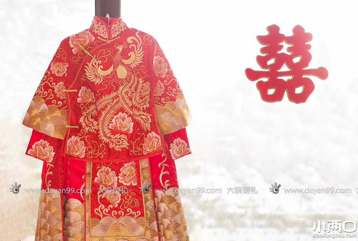 """北京婚庆服务 朝阳区婚庆服务 大眼婚礼策划 中式暗场婚礼  """"中式婚礼"""